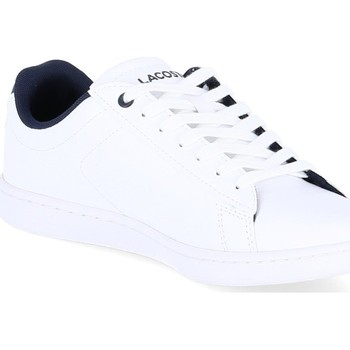 Shoes Women Low top trainers Lacoste Carnaby Evo White