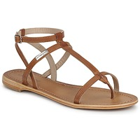 Shoes Women Sandals Les Tropéziennes par M Belarbi HILAN Brown