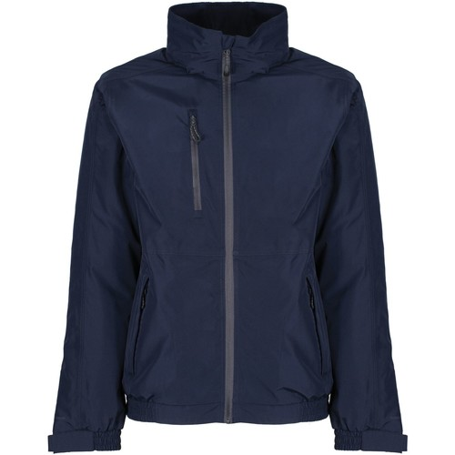 Clothing Men Coats Professional HONESTLY MADE Waterproof Insulated Bomber Jacket Blue