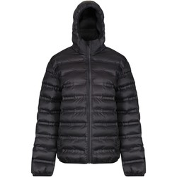 Clothing Men Coats Professional X-PRO ICEFALL Quilted Jacket Black