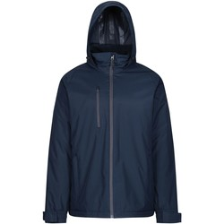 Clothing Men Coats Professional HONESTLY MADE Waterproof Insulated Jacket Navy Blue Blue