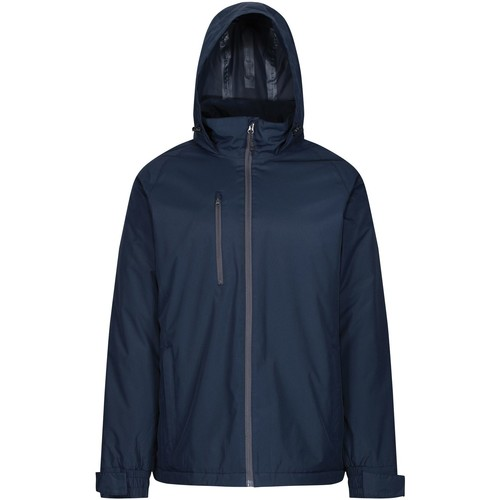 Clothing Men Coats Professional HONESTLY MADE Waterproof Insulated Jacket Blue
