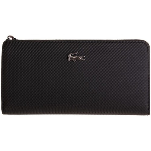 Bags Women Wallets Lacoste NF2780DC000 Black