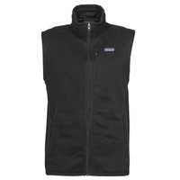 Clothing Men Fleeces Patagonia M's Better Sweater Vest Black