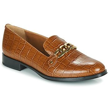 Shoes Women Loafers Jonak ARTEMAS Cognac