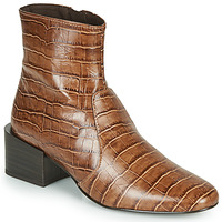 Shoes Women Ankle boots Jonak BABOU Brown