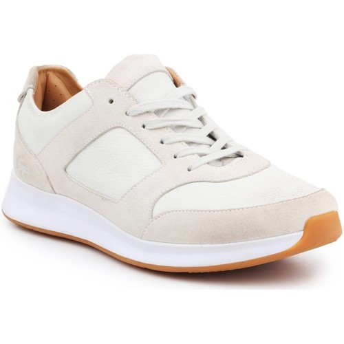 Shoes Men Low top trainers Lacoste Joggeur 116 1 CAM 7-31CAM0116098 beige
