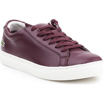 Shoes Women Low top trainers Lacoste L.12.12 317 1 CAW 7-34CAW0016FD8 purple