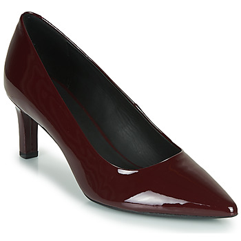 Shoes Women Heels Geox D BIBBIANA Bordeaux