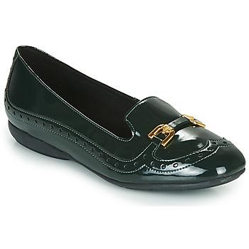 Shoes Women Flat shoes Geox D ANNYTAH Green