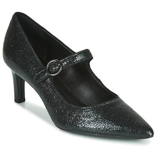Shoes Women Heels Geox D BIBBIANA Black