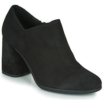 Shoes Women Heels Geox D CALINDA HIGH Black