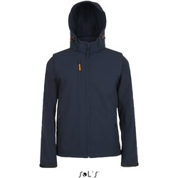 Clothing Macs Sol's Coupe-vent  Transformer french marine