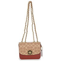 Bags Women Shoulder bags Coach MADISON Cognac