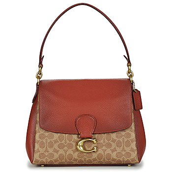 Bags Women Small shoulder bags Coach MAY Cognac