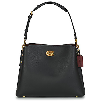Bags Women Small shoulder bags Coach WILLOW Black