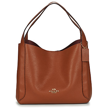 Bags Women Small shoulder bags Coach HADLEY Cognac