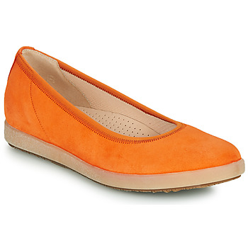 Shoes Women Flat shoes Gabor 6245032 Orange