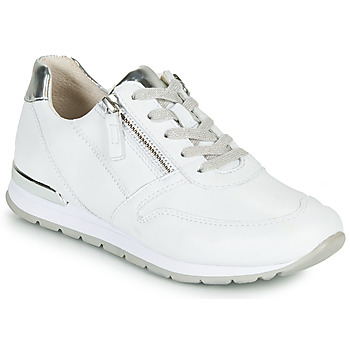 Shoes Women Low top trainers Gabor 6636850 White