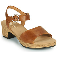 Shoes Women Sandals Gabor 6272153 Camel