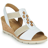 Shoes Women Sandals Gabor 6575021 White