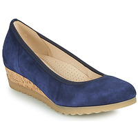 Shoes Women Flat shoes Gabor 6264146 Blue