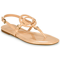 Shoes Women Sandals Coach JERI Beige