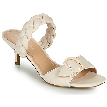Shoes Women Mules Coach MOLLIE Ivory