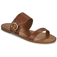 Shoes Women Sandals Coach HARLOW Brown