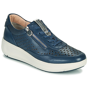 Shoes Women Low top trainers Stonefly ROCK 10 Marine