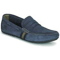 Shoes Men Boat shoes Barbour MOSS Blue