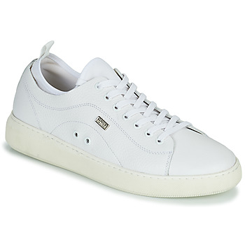Shoes Men Low top trainers Barbour HAILWOOD White
