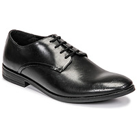 Shoes Men Derby Shoes Clarks STANFORD WALK Black
