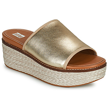 Shoes Women Mules FitFlop ELOISE Gold