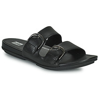 Shoes Women Mules FitFlop GRACCIE  black
