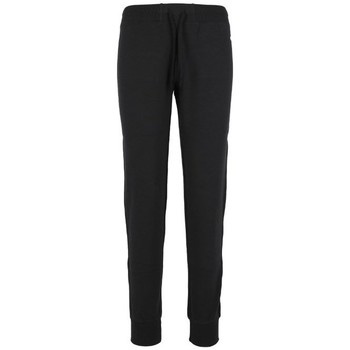 Clothing Women Trousers Champion Rib Cuff Pants Black