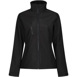 Clothing Women Coats Professional ABLAZE Waterproof Softshell Jacket Black