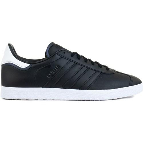 Shoes Men Low top trainers adidas Originals Gazelle Black