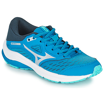 Shoes Boy Running shoes Mizuno WAVE RIDER 24 J Blue