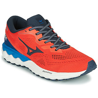 Shoes Men Running shoes Mizuno WAVE SKY RISE 2 Red