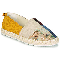 Shoes Women Espadrilles Desigual SELVA PATCH Multicolour