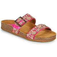 Shoes Women Mules Desigual ARIES EXOTIC Pink