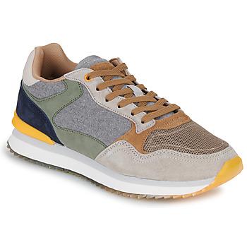 Shoes Men Low top trainers HOFF BRISTOL Blue / Grey