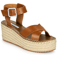Shoes Women Sandals Pepe jeans WITNEY ELLA Brown