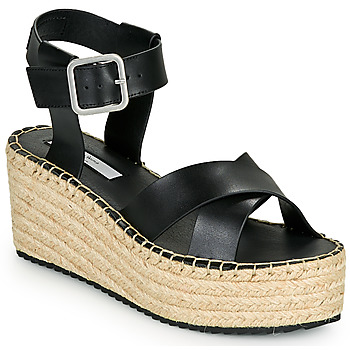 Shoes Women Sandals Pepe jeans WITNEY ELLA Black