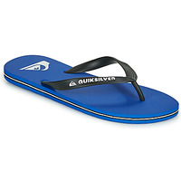 Shoes Men Flip flops Quiksilver MOLOKAI Blue / Black