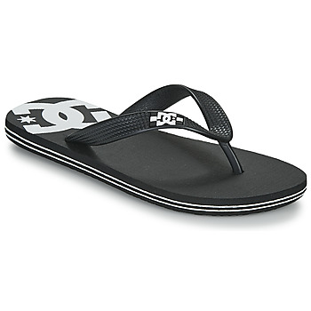 Shoes Boy Flip flops DC Shoes SPRAY Black