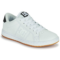 Shoes Boy Skate shoes DC Shoes STRIKER B SHOE WG6 White / Gum