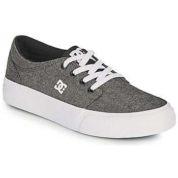 Shoes Boy Skate shoes DC Shoes TRASE B SHOE XSKS Grey