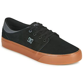 Shoes Men Skate shoes DC Shoes TRASE SD Black / Grey